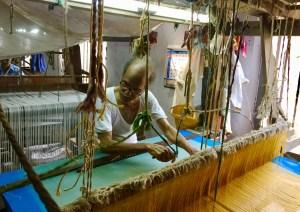 Kannur atelier de tissage