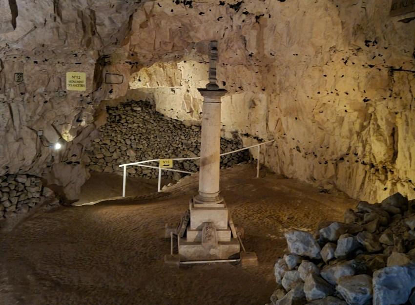 Naours monument des ancêtres