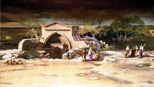 Cyclorama de Jerusalem - campagne
