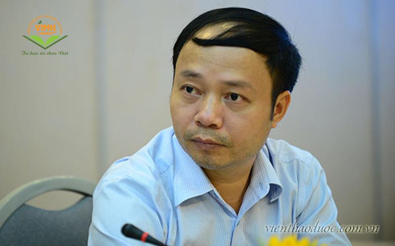 tiến sĩ phạm văn nhạ - Viện trưởng Viện Nghiên cứu thảo dược Việt Nam - Hotline 0942416069