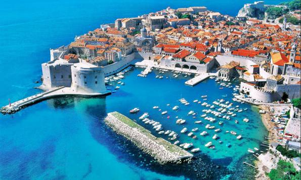 Navegar por Croacia
