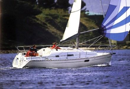 Oceanis 281 Clipper