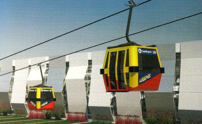 Compran un enorme predio para el cable aéreo de Ciudad Bolívar