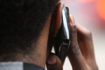 Robo de celulares se ha reducido en un 22%