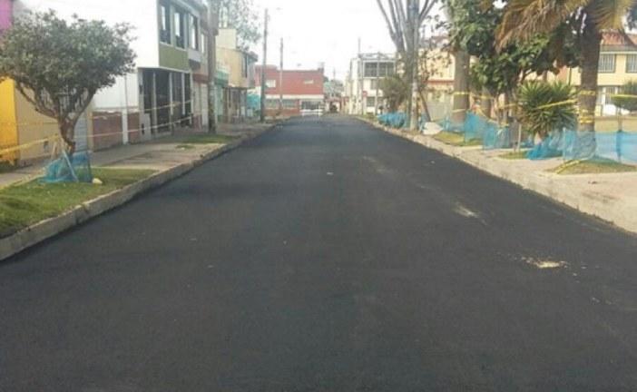 Intervenciones viales beneficiaron movilidad de Castilla en localidad de Kennedy