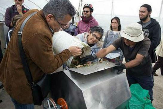 Universidad Nacional crea equipos que procesan residuos en Bogotá