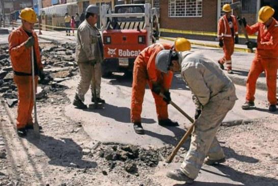 Rehabilitados 665 metros cuadrados de área de segmento vial del barrio La Laguna