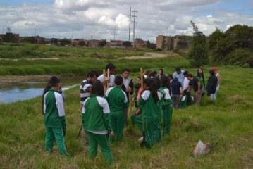 Lanzan proyecto que transformará entorno de comunidad de Tunjuelito aprovechando ciencia y tecnología