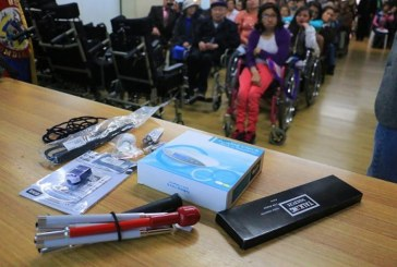 Rafael Uribe Uribe avanza en proyecto que beneficia población local en condición de discapacidad