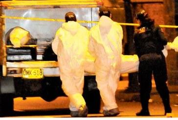 Homicidios en Bogotá bajan 18% en lo corrido de octubre