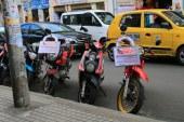 Campaña 'Bacana tu moto' en localidad de Antonio Nariño