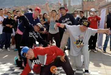 Corredor cultural en Ciudad Bolivar