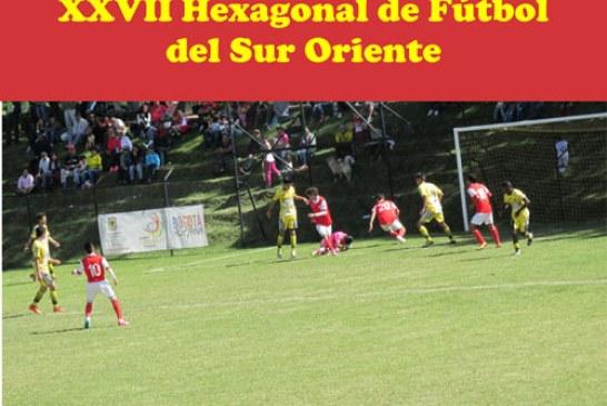 Resumen de la quinta fecha del Hexagonal de Fútbol del Suroriente