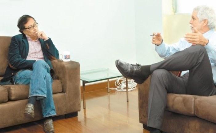 Se llevo a cabo la primera reunión de empalme Petro-Peñalosa