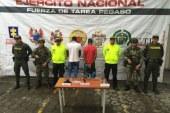 Cayó temible banda delincuencial de Ciudad Bolívar