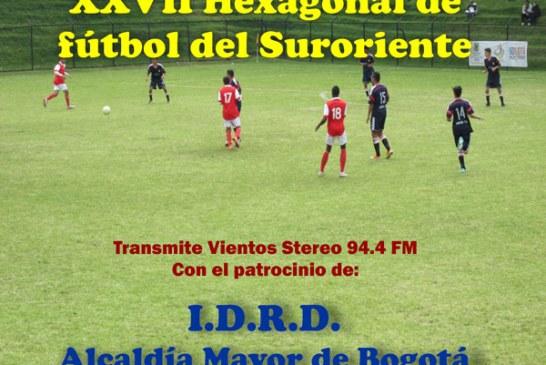 Resumen de la cuarta fecha del Hexagonal de fútbol del Suroriente