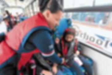 Accidente que involucra a ruta escolar deja seis niños heridos en el norte de Bogotá