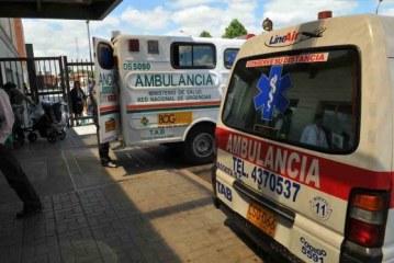Paramédico fue atacado con arma blanca en el sur de Bogotá
