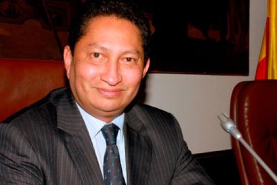 La discusión entre el concejal Roger Carrillo y el abogado Jesús Andrade Mora