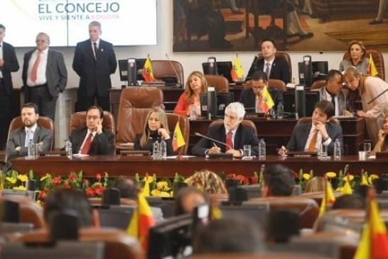 Concejo aprueba en primer debate Plan de Desarrollo de Peñalosa