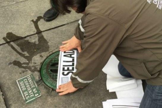 Cierran seis estaciones de gasolina en Bogotá por contaminar suelos y agua