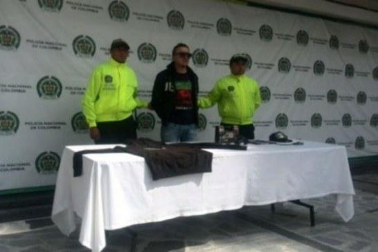 Se entregó el hombre de la pistola que disparó durante las marchas del 1 de Mayo