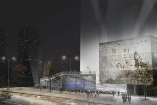 Distrito se compromete a construir la nueva Cinemateca