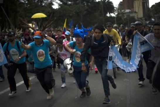 La gran prensa define la estampida en contra de Peñalosa como un «fracaso»