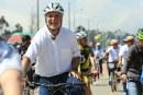 Peñalosa anuncia la puesta en marcha del programa Escuela de la Bicicleta