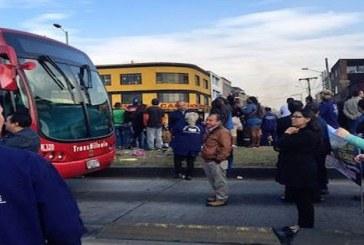 Acciones de Peñalosa causan protestas de ciudadanos en la carrera 30