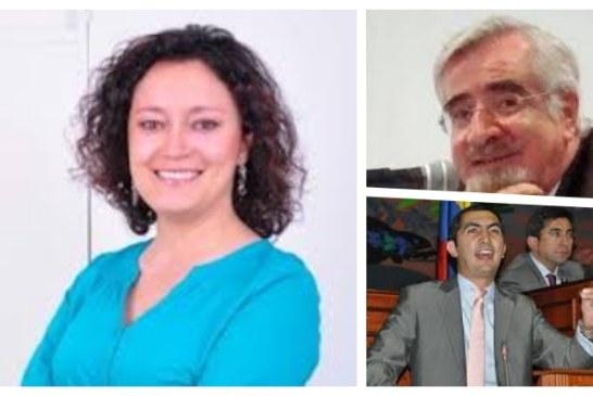 Germán Navas Talero, Alirio Uribe y Víctor Correa dentro de los 10 mejores de la Cámara