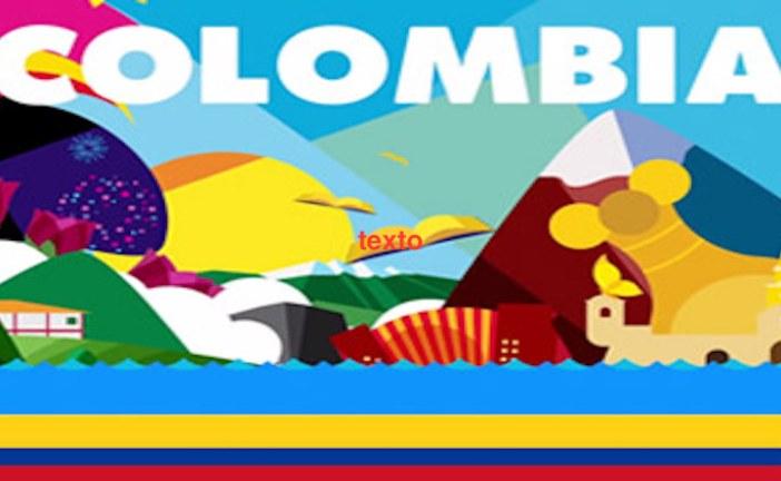 Colombia multicolor
