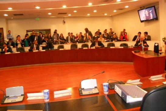 Peñalosa irrespetó al Congreso: Navas Talero