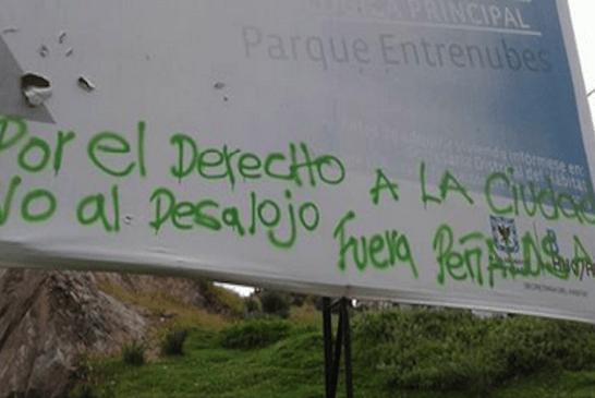 Amenazas de desalojo en el barrio San Germán
