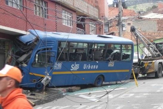 El accidente de tránsito mas grave de la localidad San Cristobal, en los últimos años