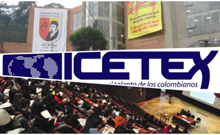 Peñalosa destina 250 mil millones a universidades privadas por medio del Icetex