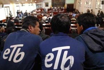 El Cabildo Abierto contra la privatización de ETB no debe hacerse en el recinto cerrado del Concejo