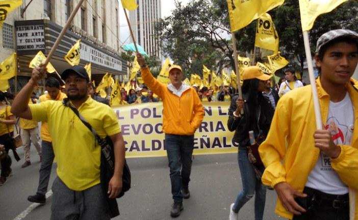Consejo Nacional Electoral pretende convertir en ley los argumentos de Peñalosa para pisotear la revocatoria: concejal Manuel Sarmiento