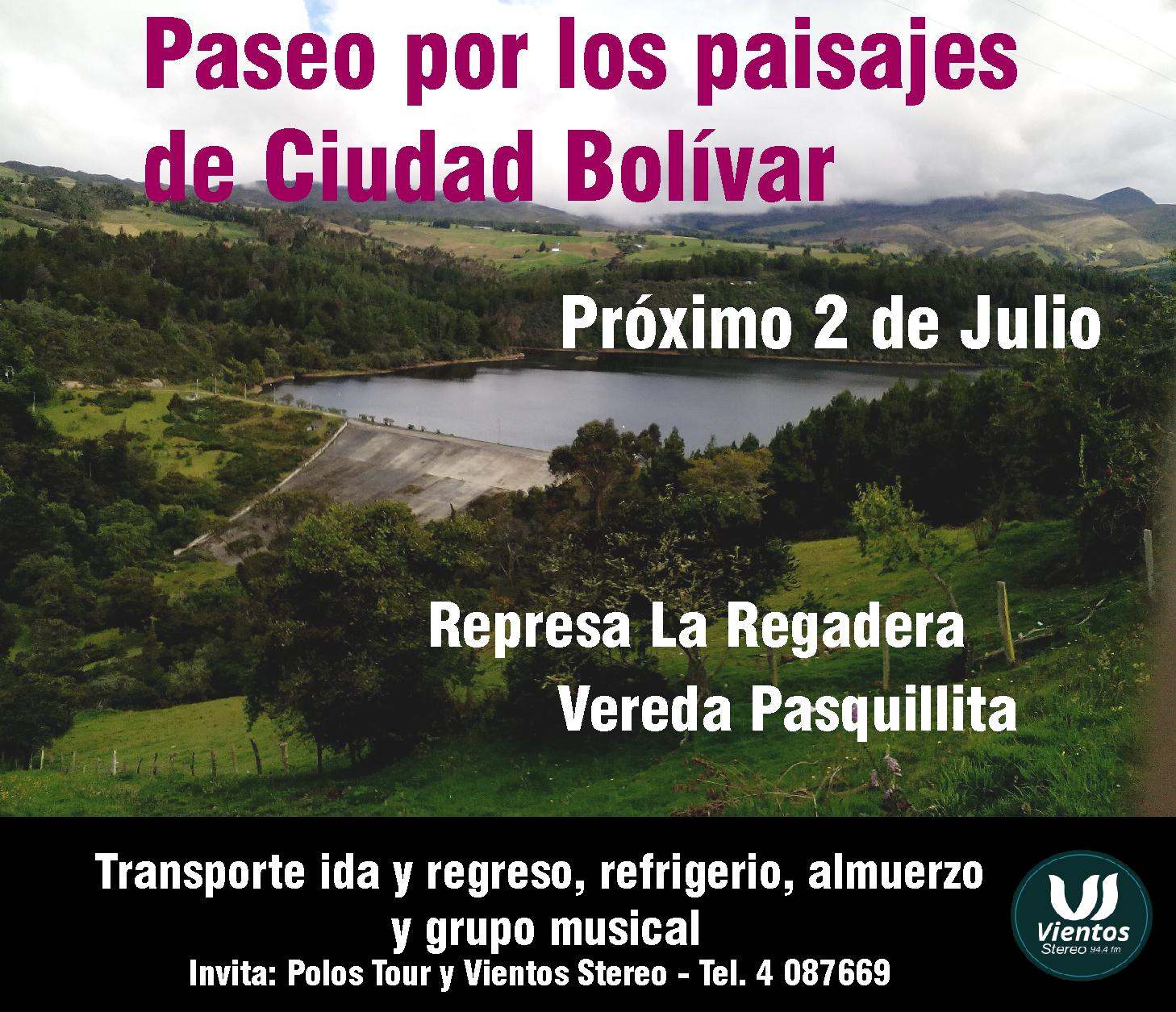 Paseo a Ciudad Bolívar