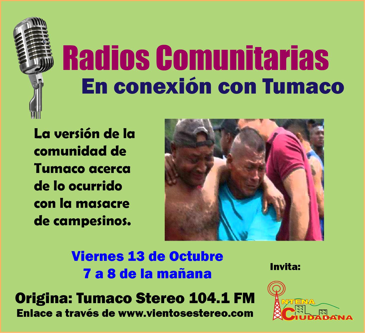 Enlace Tumaco