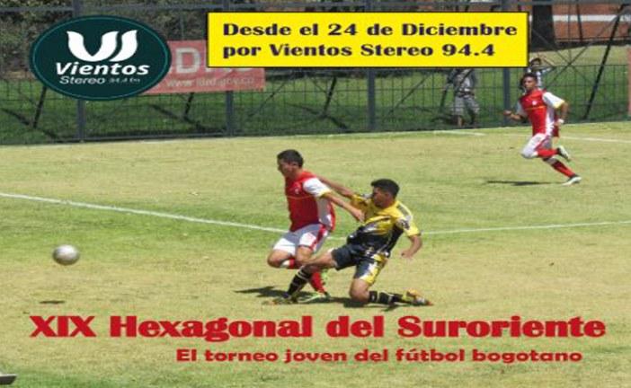 Ya viene el Hexagonal de Fútbol del Sur Oriente