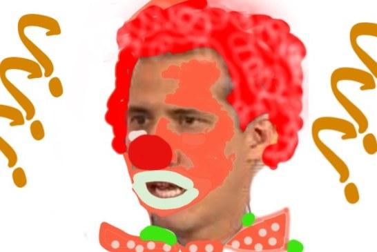 Un farsante llamado Guaidó