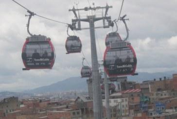 Cable aéreo de San Cristóbal llegaría hasta Juan Rey
