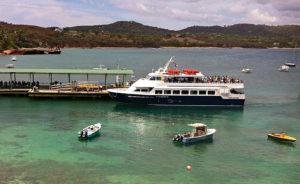 Culebra Ferry - Vieques Ferry