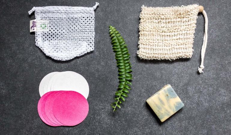KLEINE SCHRITTE: A LITTLE LESS WASTE IM BADEZIMMER