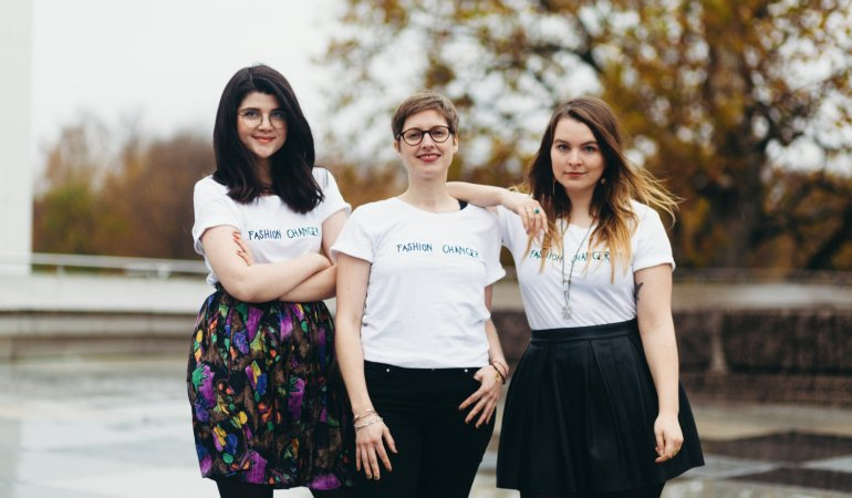 Meet the Fashion Changers: Drei Frauen und ein Netzwerk, das die Modewelt verändern kann