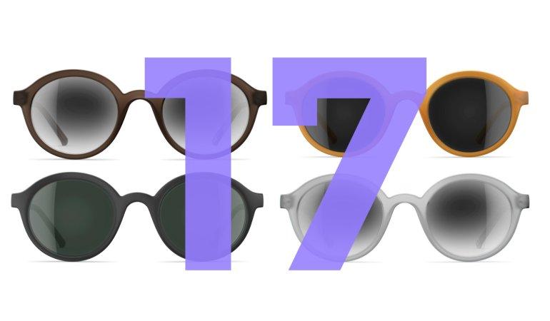 """Adventskalender – Tag 17: Eine plastikfreie Sonnenbrille """"Sigmund"""" von neubau eyewear"""