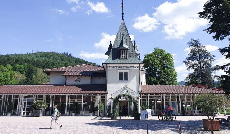 VOR \ ORT –  In Bad Herrenalb im Schwarzwald