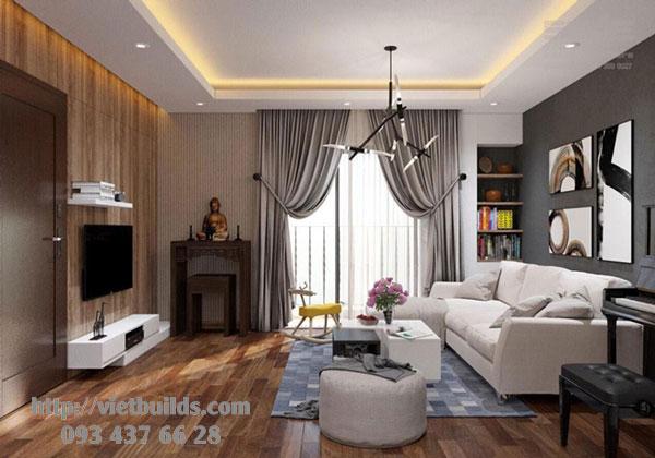 báo giá thiết kế nội thất chung cư times city