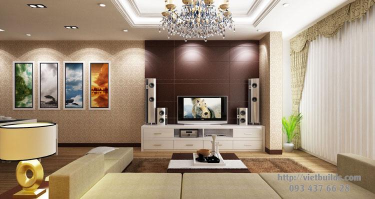 Cần tìm thiết kế nội thất chung cư